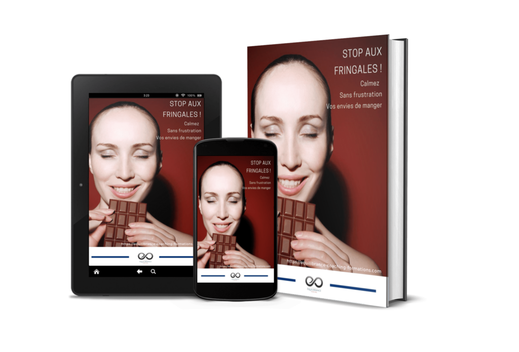 Ebook stop aux fringales Equilibrance coaching